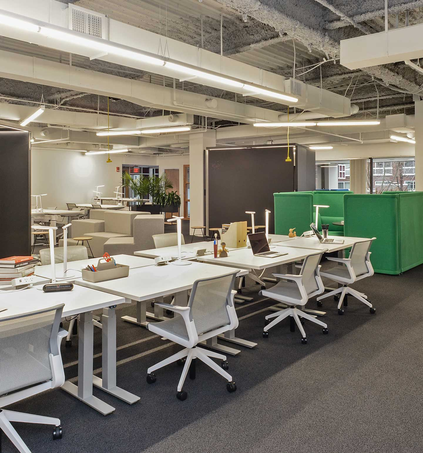 Office Fit Out For Brokers Altspace